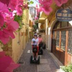 Splantzia & Kum Kapi Tour - Discover Chania with a segway!