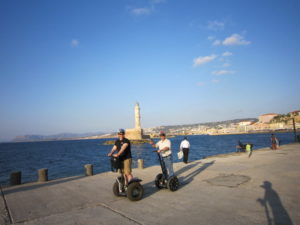 Chania Segway Tours - Photos and Memories from Clients