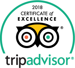 Chania Segway - Certificate of Excellence 2018